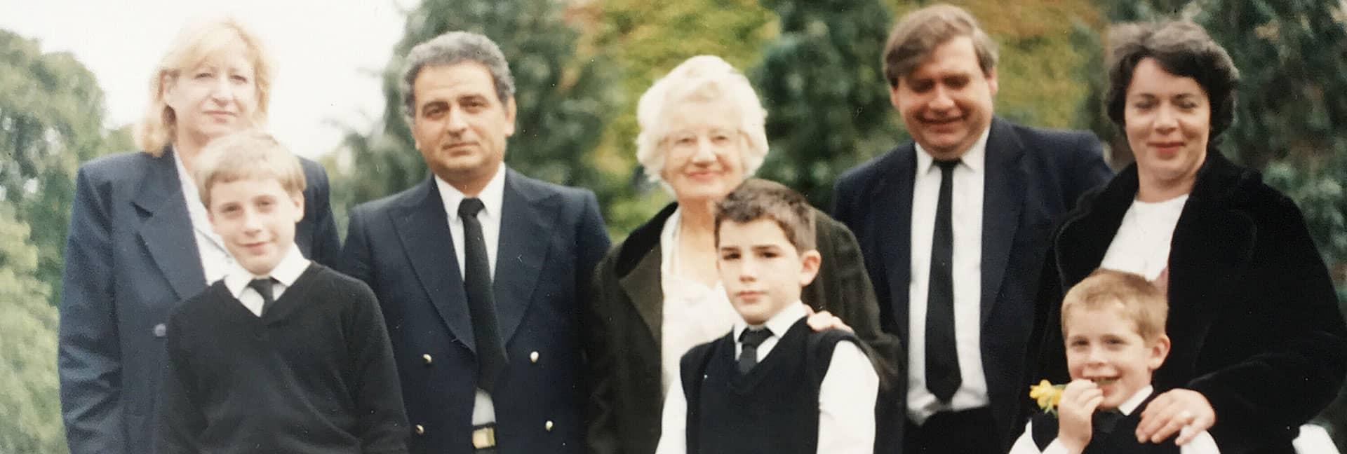 harper-family-photo